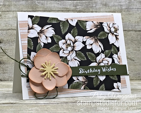 Just in CASE Magnolia Memory dies by Stampin 'Up! pg 9