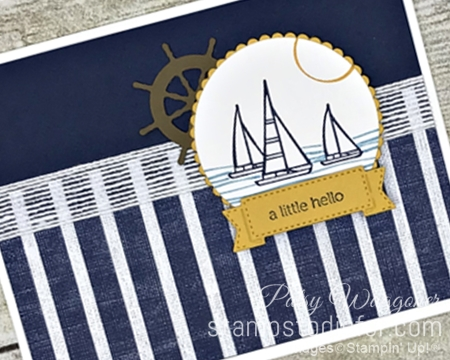 Sunday Sketches SS037 Sail Home stamp set by Stampin' Up! ab