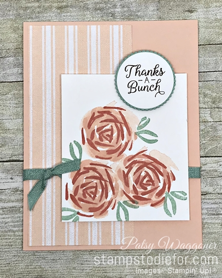 Sunday Sketches SS039 Abstract Impressions stamp set by Stampin' Up! a
