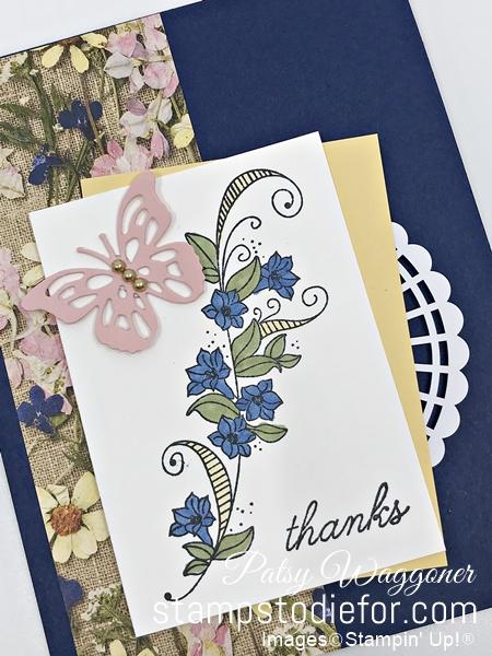 Card Sketch SS049 Beauty Abounds Stamp Set slant