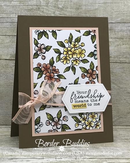 Border Buddy August 2019 Bird Ballad Suite card 4ab