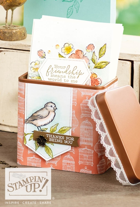 Free as a Bird Bundle by Stampin' Up!