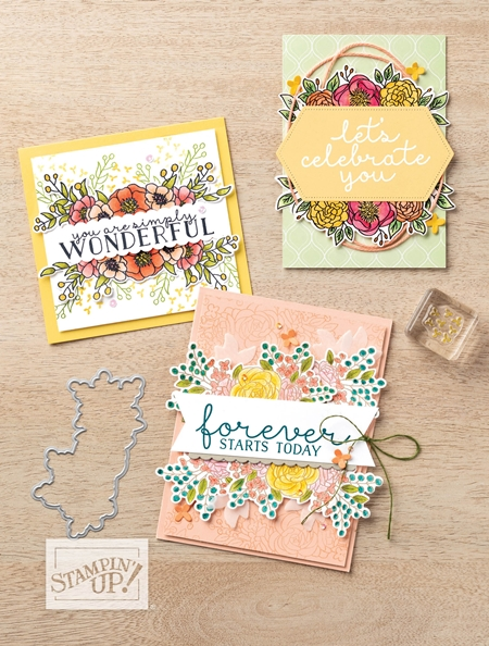 Bloom and Grow Stamp Set bundle by Stampin' Up!