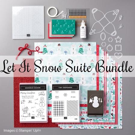 Let It Snow Suite Bundle