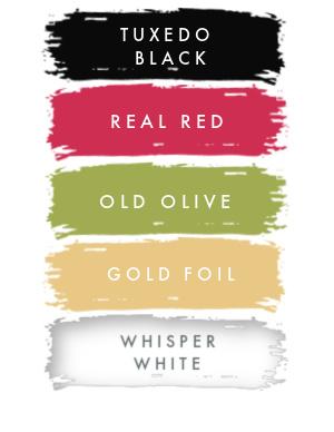 Most wonderful time color palette