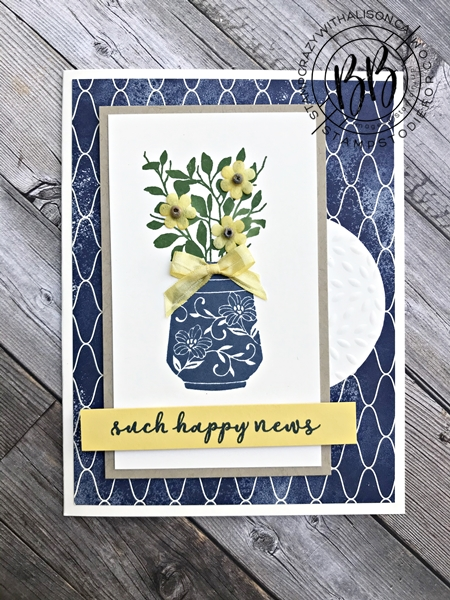 Sunday Sketches Boho Indigo Medley of products by Stampin' Up!  Stampin' Up!® flowers