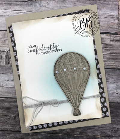 Just in Case Soar Confidentially Stamp Set stampcrazywithalison.com