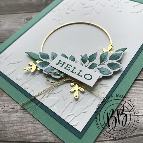 Forever Greenery Suite of products by Stampin' Up!® 3