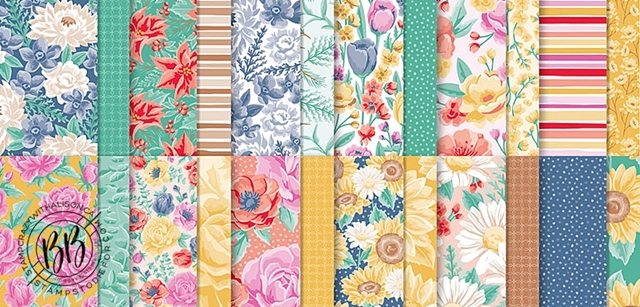 Flower for Every Season Paper Pack by Stampin' Up!