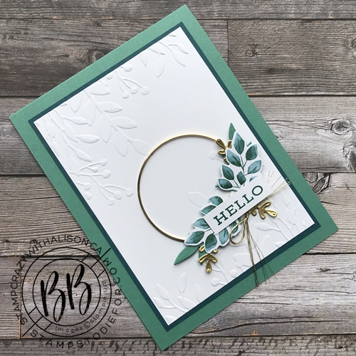 Forever Greenery Suite of products by Stampin' Up!®