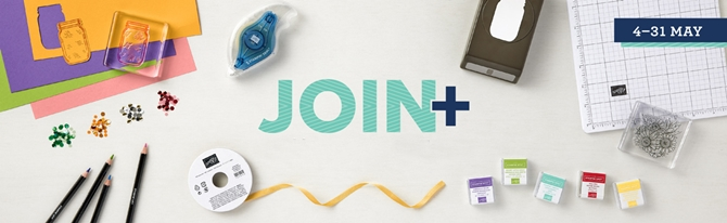 Join stampin up