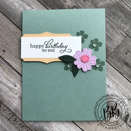 Just in CASE (copy and selectively edit) series card using the Lovely You & Best Year stamp set and Pierced Blooms Dies by Stampin' Up! (3)